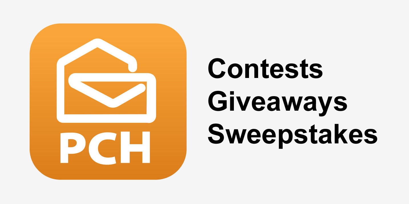 PCH's Contests Giveaways and Sweepstakes Page!